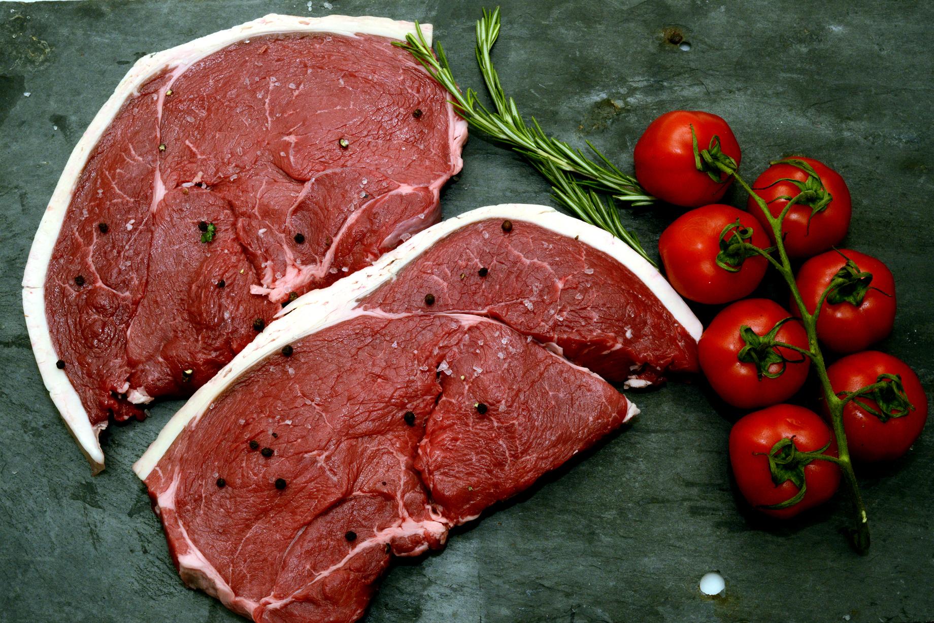 Brights farm beef