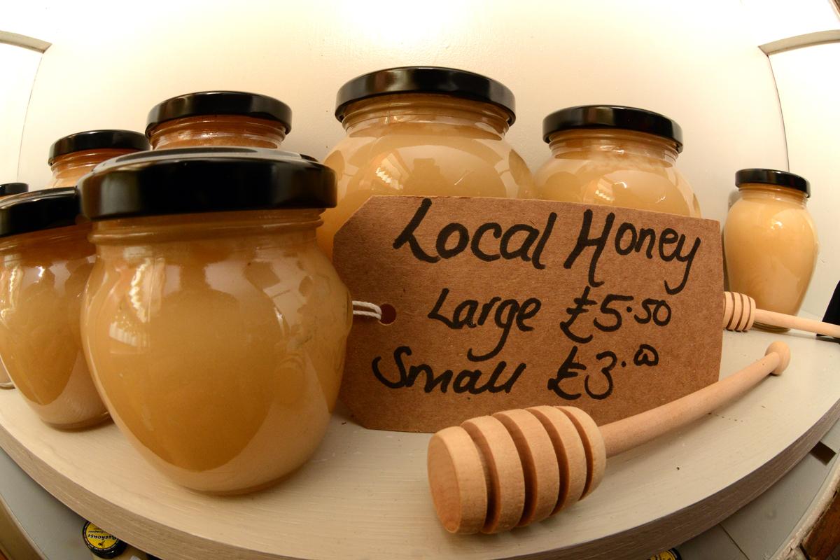 Suffolk honey