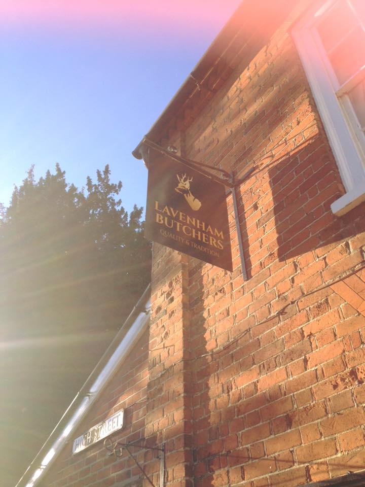 Lavenham Butchers, Venison
